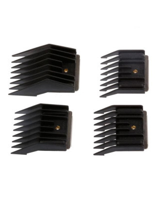 Plastic attachment combs for Snap-On system,  available by piece