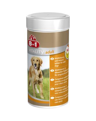 8in1 Vitality Multivitamin Adult 70szt. - preparat witaminowo- minerałowy dla dorosłych psów