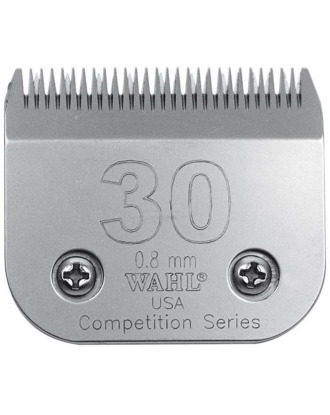 Wahl Competition no. 30 - Detachable Surgical Blade, Cutting Length 0,8mm
