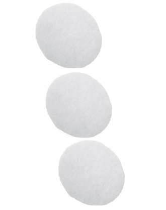 Set of 3 Replacement Filters for Chadog Zephir Dryer