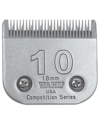 Wahl Competition no 10 - Detachable Blade, Cutting Length 1,8mm