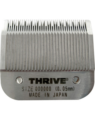 Thrive Professional Blade #000000 - Snap-On Japanese Detachable Blade, Cutting Length 0,05mm