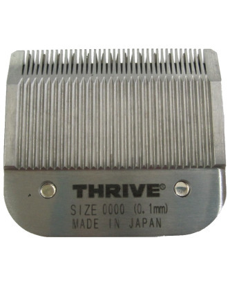 Thrive Professional Blade #0000 - Snap-On Japanese Blade, Cutting Length 0,1mm
