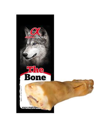 Alpha Spirit The Bone no.5 - racica wieprzowa, od hiszpańskiej szynki Serrano
