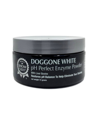 Show Premium DogGone White pH Perfect Enzyme Powder 72g - Stain and Discoloration Remover