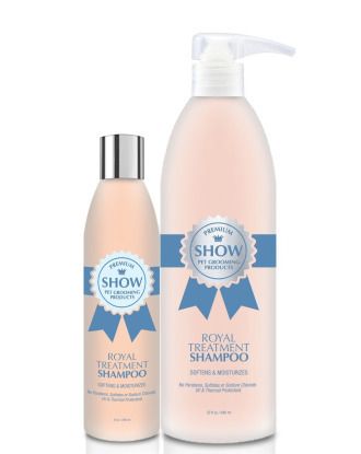 Show Premium Royal Treatment Shampoo - Moisturizes & Soothes, 1:8 Concentrate