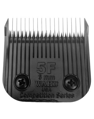 Wahl Ultimate no. 5F - Detachable Blade, Cutting Length 6mm