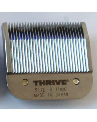 Thrive Professional Blade #0 - Snap-On Japanese Blade, Cutting Length 1mm, Fine Teeth