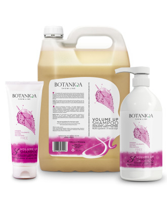 Botaniqa Show Line Volume Up Shampoo - Nourishes & Prevents Tangling, 1:5 Concentrate