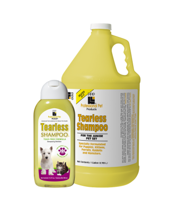 PPP Tearless Kitten & Puppy Shampoo - 1:12 Concentrate