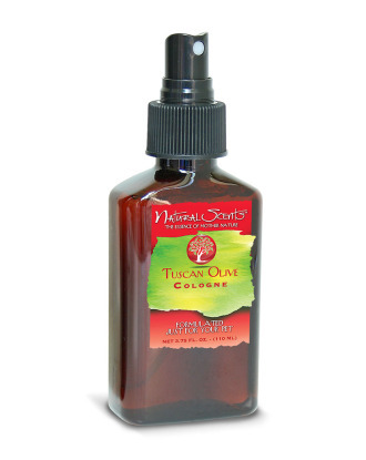 Bio-Groom Natural Scents Tuscan Olive Cologne 110ml