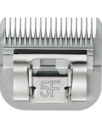 Aesculap Snap On no. 5F - Blade 6,3mm, Straight Teeth