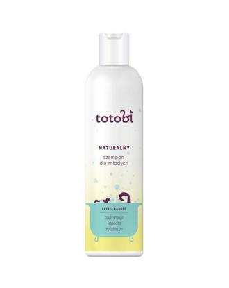 Totobi naturalny szampon dla szczeniąt i kociąt 300ml