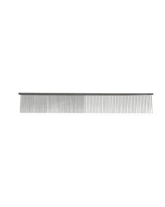 Yento Scissoring Comb 23cm - profesjonalny, metalowy grzebień do oddzielania pasm włosów, ułatwiający strzyżenie