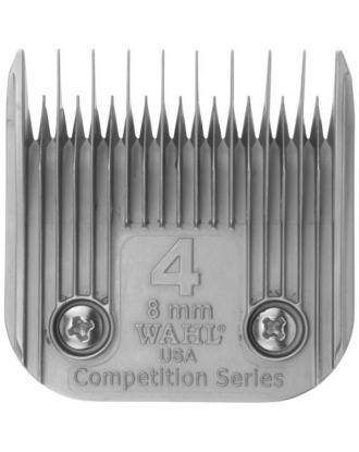 Wahl Competition no. 4 - Detachable Skip Tooth Blade, Cutting Length 8mm