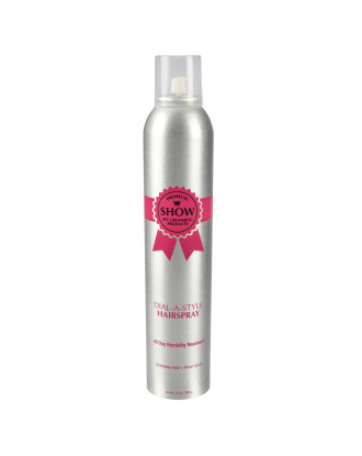 Show Premium Dial A Style 2584g - Strong Hairspray