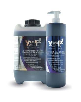 Yuup! Professional Whitening & Brightening Shampoo -  concentrate 1:20