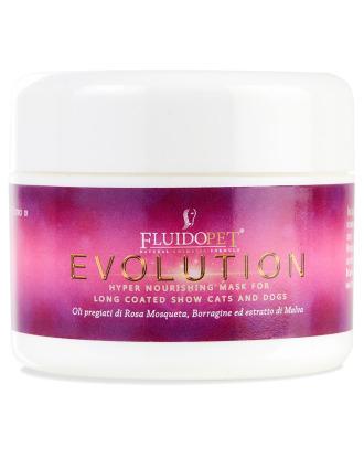 FluidoPet Evolution Mask - nawilżająca i odżywcza maseczka rewitalizująca szatę