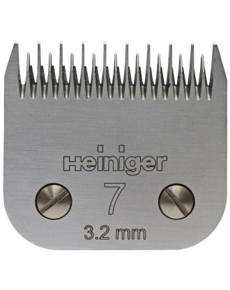 Heiniger Skip Tooth Blade no. 7 - Cutting Lenght 3,2mm