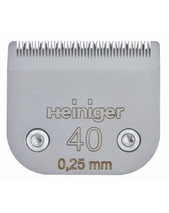Heiniger Blade no. 40 - Cutting Lenght 0,25mm