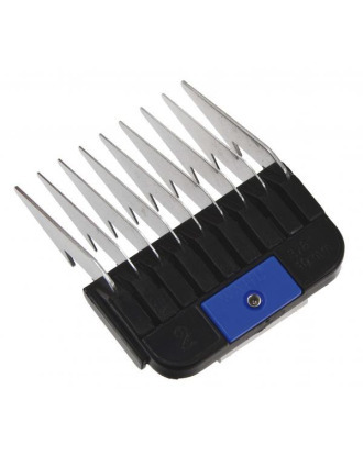 Stainless Steel Wahl Attachment Comb - for Snap-On blade system, lenght 10mm
