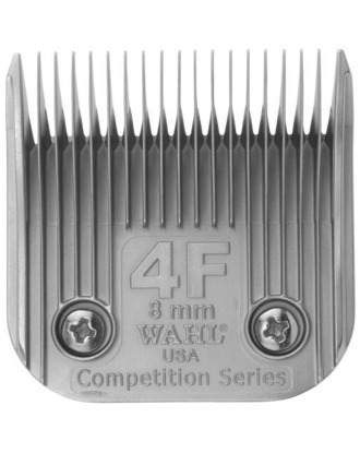 Wahl Competition no. 4F - Detachable Blade, Cutting Length 8mm