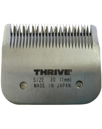 Thrive Professional Blade #30 - Snap-on Japanese Detachable Blade, Cutting Length 1mm
