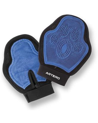 Artero De-Shedding Gloves - wielozadaniowa rękawica do wyczesywania, usuwania i zbierania sierści