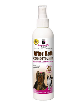 PPP After Bath Oatmeal Spray Conditioner - Detangling & Moisturizing