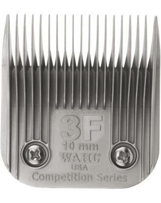 Wahl Competition no. 3F - Detachable Blade, Cutting Length 10mm