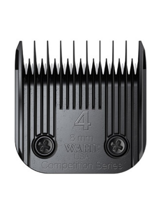 Wahl Ultimate no. 4 - Detachable Skip Tooth Blade, Cutting Length 8mm