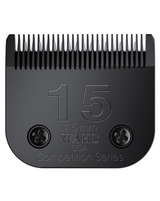 Wahl Ultimate no.15 - Detachable Blade, Cutting Length 1,5mm