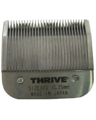 Thrive Professional Blade #000 - Snap-On Japanese Detachable Blade, Cutting Length 0,25mm