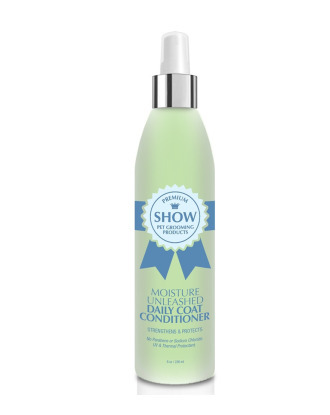 Show Premium Moisture Unleashed Daily Coat Conditioner - Strengthens & Protects