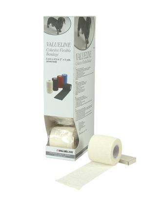 Kruuse Valueline 5cmx4,5 m - bandaż adhezyjny, elastyczny