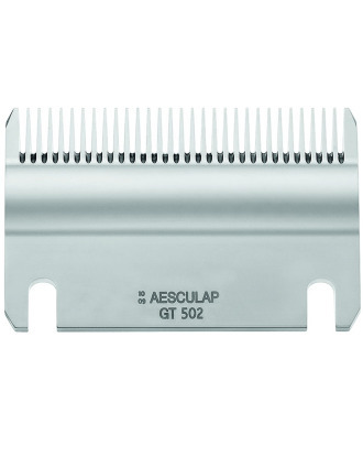 Aesculap GT502 - Cattle Nad Horse Shearing Lower Cutter Plate, 31 Teeth/3mm