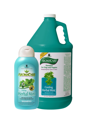 PPP AromaCare Herbal Mint Cooling Shampoo  - 1:32 Concentrate