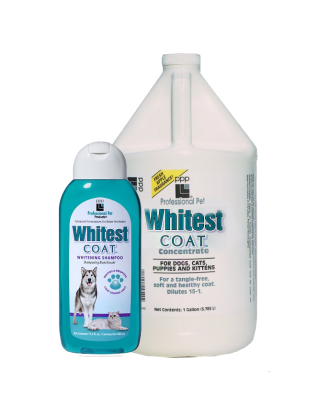 PPP Whitest Coat Shampoo - 1:12 Concentrate