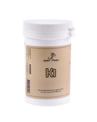Jean Peau K1 Caps - suplement diety w postaci naturalnych kapsułek na porost włosów i zdrową skórę