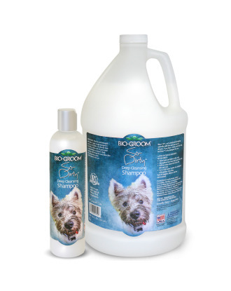 Bio-Groom So-Dirty Shampoo - Deep Cleansing for Smelly & Soiled Coat, 1:1 Concentrate