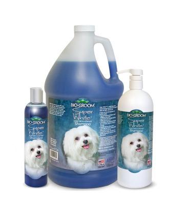 Bio-Groom Super White - Coat Brightening Shampoo, 1:8 Concentrate