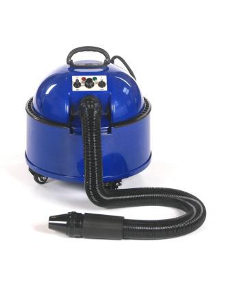 Blovi Michigan Blue 2800W - Professional 2 Engine Smooth Airgflow/ 2 Temperature Settings Pet Dryer, Blue