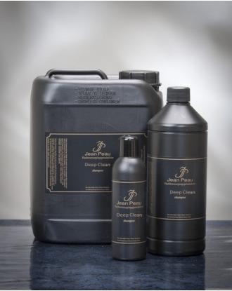 Jean Peau Deep Clean Shampoo - szampon głęboko oczyszczający i odstraszający insekty oraz pasożyty, koncentrat 1:4