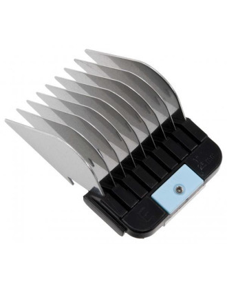 Stainless Steel Wahl Attachment Comb - for Snap-On blade system, lenght 25mm