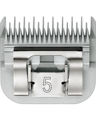 Aesculap Snap On no. 5 - Skip Tooth Blade 6,3mm