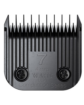 Wahl Ultimate no. 7 - Skip Tooth Blade, Cutting Length 4mm