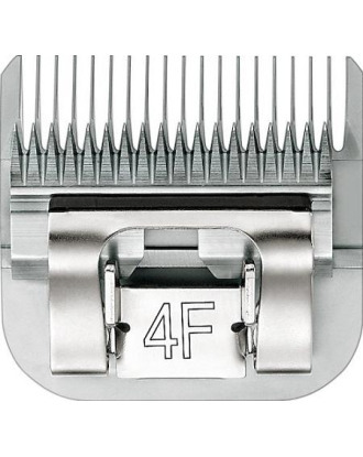 Aesculap Snap On no. 4F - Replacement Blade 9,5mm, Straight Teeth
