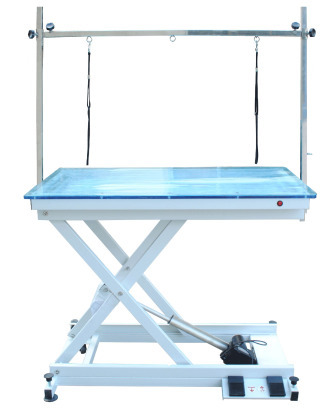 Blovi Crystal Electric Light 110x60cm - Surface-Lit Professional Grooming Table