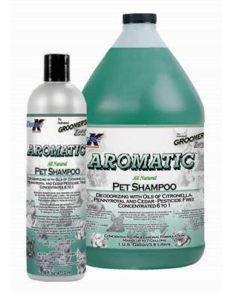 Double K Aromatic - szampon usuwający nieprzyjemne zapachy