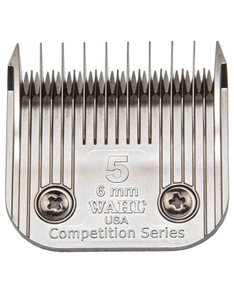 Wahl Competition no. 5 - Detachable Skip Tooth Blade, Cutting Length 6mm